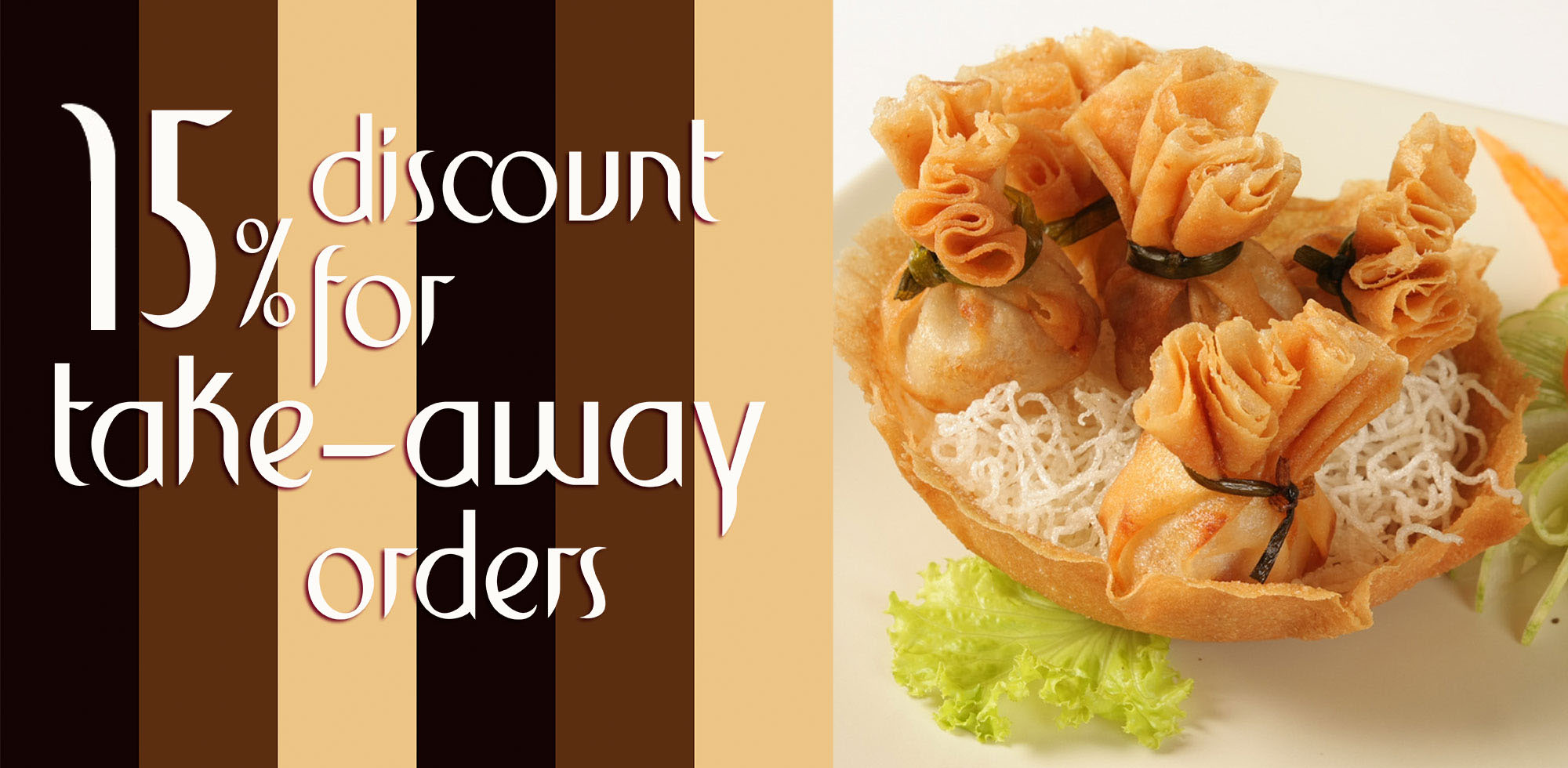 Thai Meal discount in bradford
